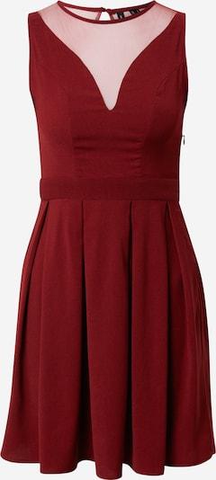 VERO MODA Kleid 'Belina' in dunkelrot, Produktansicht
