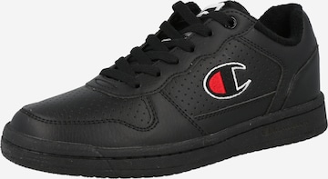 Champion Authentic Athletic Apparel Sneaker 'CHICAGO' in Schwarz
