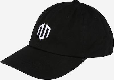 MOROTAI Cap ' Basic Cap ' in schwarz / weiß, Produktansicht