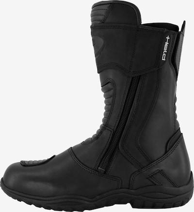 JP1880 Laarzen in de kleur Zwart / Wit, Productweergave