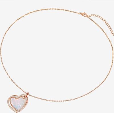Rafaela Donata Halskette in rosegold, Produktansicht