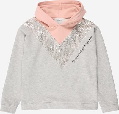 Felpa 'IZABEL' Pepe Jeans di colore grigio sfumato / rosa chiaro, Visualizzazione prodotti