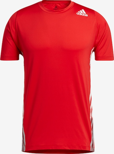 ADIDAS PERFORMANCE T-Shirt in hellrot, Produktansicht