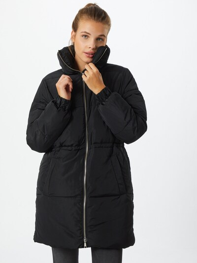 modström Winter coat 'Dylan' in Black, View model