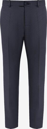 Finn Flare Herrenhose in dunkelblau, Produktansicht