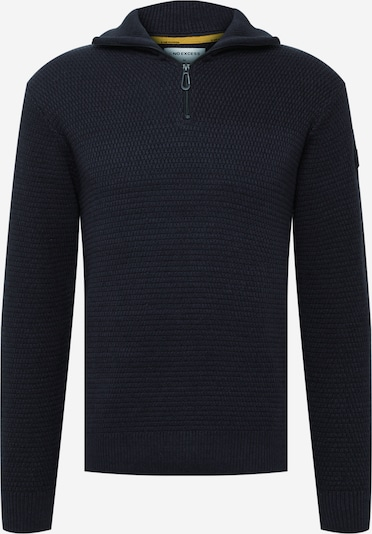 No Excess Pullover in nachtblau, Produktansicht