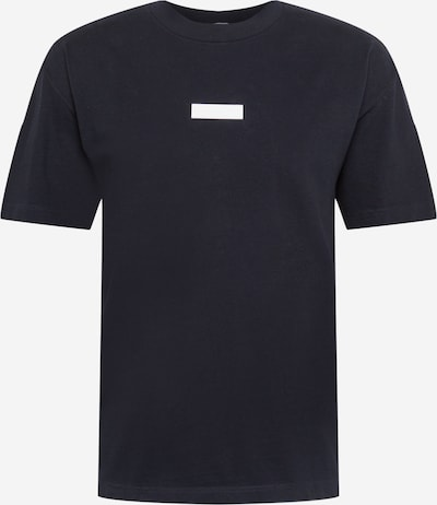 Abercrombie & Fitch T-Shirt en noir / blanc: Vue de face