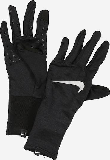 NIKE Accessoires Спортни ръкавици 'Sphere' в черно / бяло, Преглед на продукта