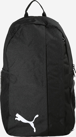PUMA Sports backpack 'TeamGOAL' in black / white, Item view