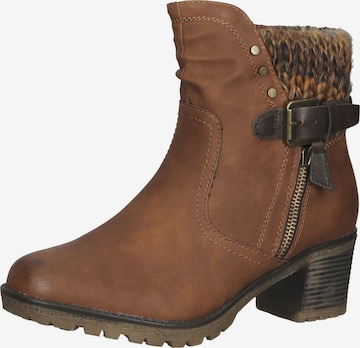 Relife Stiefelette in Braun