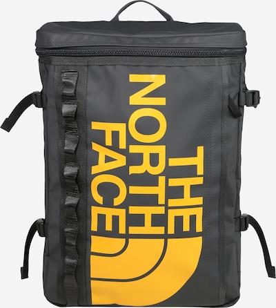 THE NORTH FACE Sac à dos de sport 'Base Camp Fuse Box' en jaune / gris, Vue avec produit