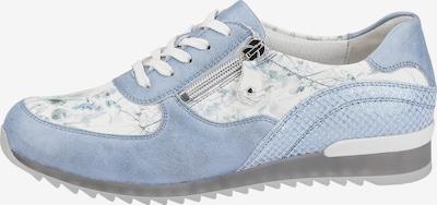 WALDLÄUFER Sneakers 'Hurly' in hellblau, Produktansicht
