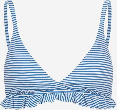 POLO RALPH LAUREN Bikinitop in blau / weiß, Produktansicht