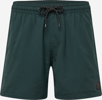 BRUNOTTISurferske kupaće hlače 'Crun' - zelena boja