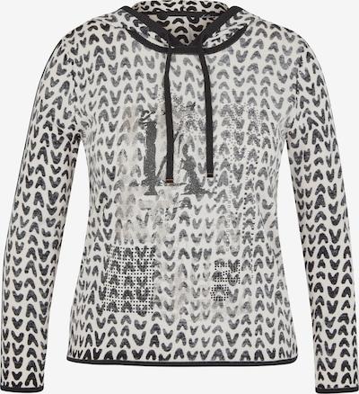 Lecomte Pullover in beige / grau, Produktansicht