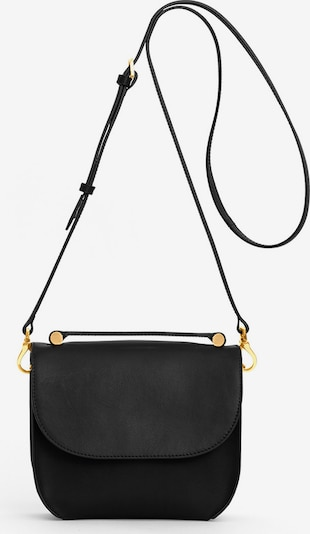 Gretchen Schultertasche 'Calla' in schwarz, Produktansicht