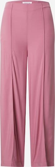 EDITED Spodnie w kant 'Victoria' w kolorze różanym, Podgląd produktu