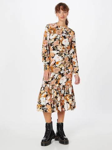 Rochie tip bluză de la ICHI pe mai multe culori