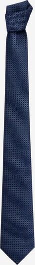 MANGO MAN Krawatte in navy / himmelblau, Produktansicht