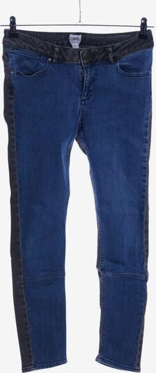 ASOS DESIGN Skinny Jeans in 29/32 in blau / schwarz, Produktansicht