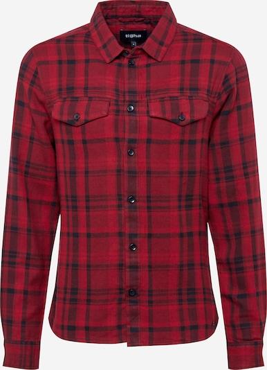 Camicia 'Natsu' tigha di colore rosso / nero, Visualizzazione prodotti