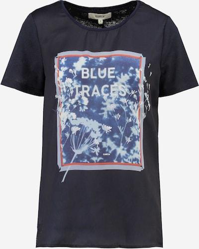 GARCIA Shirt in de kleur Donkerblauw / Gemengde kleuren, Productweergave