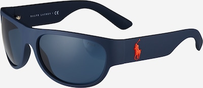 POLO RALPH LAUREN Sonnenbrille '0PH4166' in navy, Produktansicht