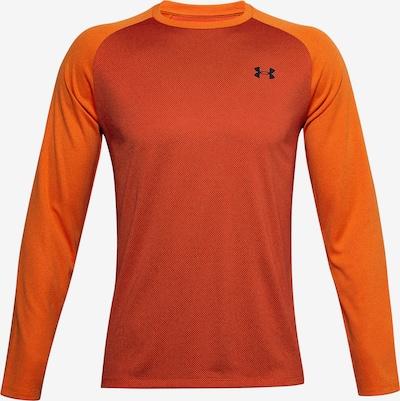 UNDER ARMOUR Shirt in dunkelorange, Produktansicht