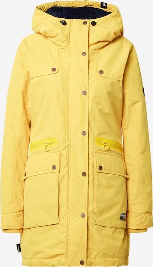 Alife and Kickin Jacke in gelb, Produktansicht