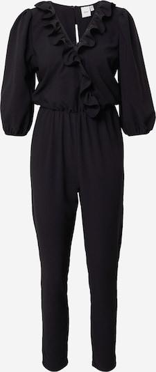 ICHI Jumpsuit 'Tassy' in schwarz, Produktansicht