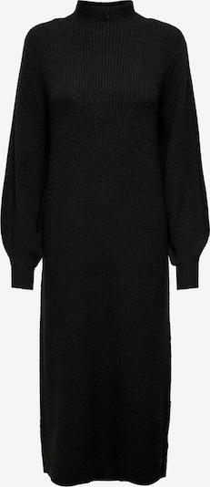 ONLY Плетена рокля 'Lucca' в черно, Преглед на продукта