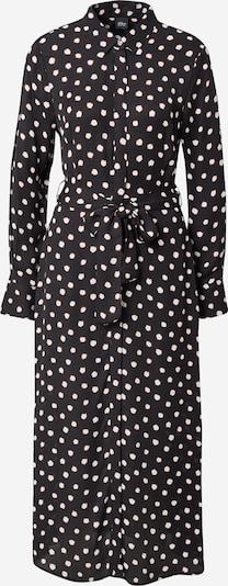 s.Oliver BLACK LABEL Shirt dress in Black / White, Item view