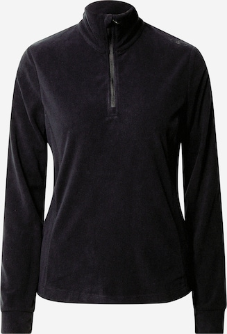 melns CMP Sportiska tipa džemperis