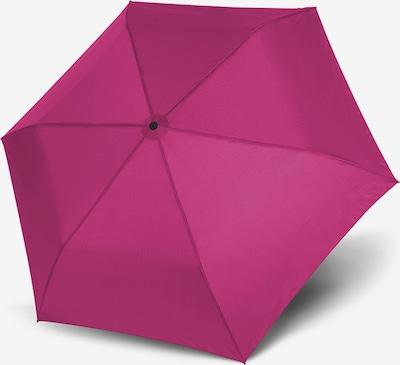 Doppler Regenschirm in fuchsia, Produktansicht