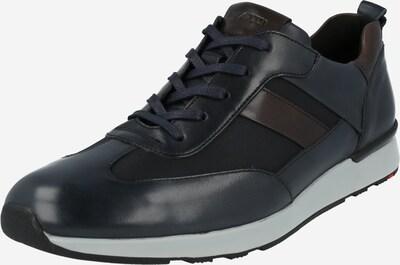 LLOYD SELECTED Sneakers laag in de kleur Blauw / Bruin, Productweergave