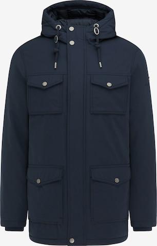 DreiMaster Klassik Jacke in Blau