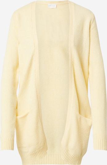 VILA Πλεκτή ζακέτα 'RIL' σε κίτρινο, Άποψη προϊόντος
