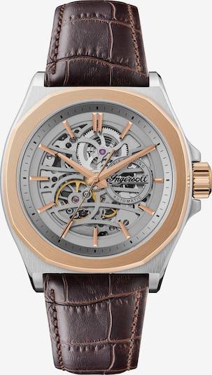 INGERSOLL Uhr 'AUTOMATIC I09301B' in braun, Produktansicht