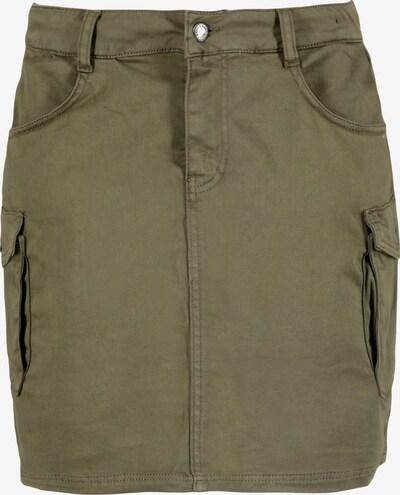 Miracle of Denim Sina Skirt in grün, Produktansicht