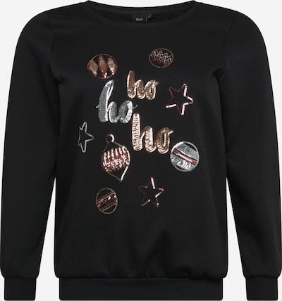 Megztinis be užsegimo iš Zizzi , spalva - mišrios spalvos / juoda, Prekių apžvalga