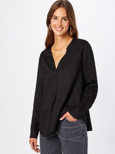 ARMEDANGELS Bluse 'Ceylaan' in schwarz, Modelansicht