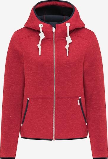 ICEBOUND Fleecejacke in rot, Produktansicht