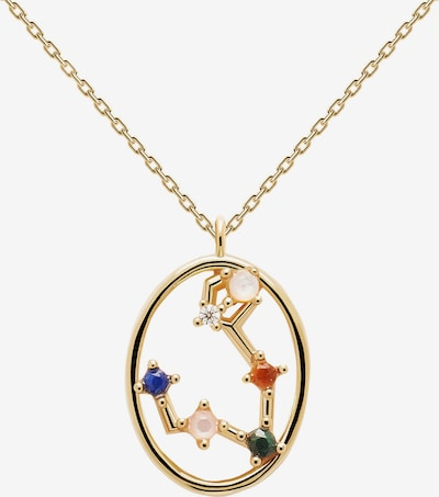 P D PAOLA Necklace 'PISCIS' in Mixed colours, Item view
