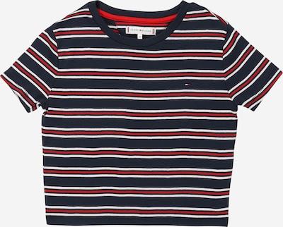 tengerészkék / piros / fehér TOMMY HILFIGER Póló, Termék nézet