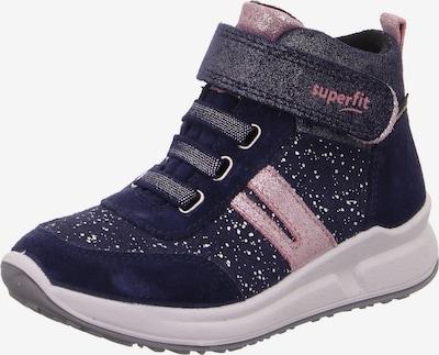 SUPERFIT Baskets 'MERIDA' en bleu / violet, Vue avec produit