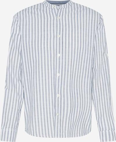 TOM TAILOR Koszula w kolorze niebieski / białym, Podgląd produktu