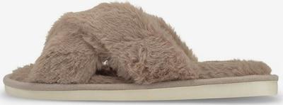 Papuci de casă TOM TAILOR pe gri taupe, Vizualizare produs