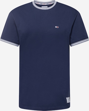 Tommy Jeans Shirt in Blau