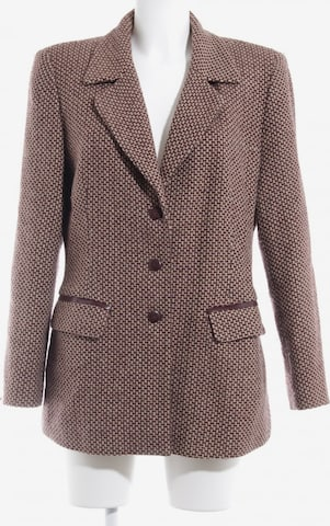 DUO Blazer in L in Brown