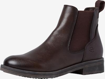 TAMARIS Chelsea boty - kaštanově hnědá, Produkt
